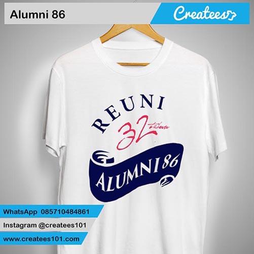 Kaos Reuni Alumni 86