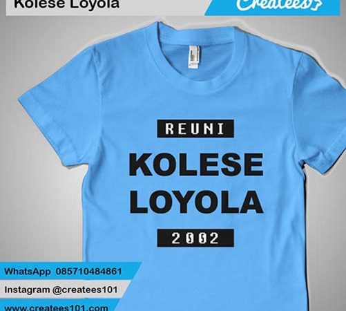 Kaos Reuni Kolese Loyola
