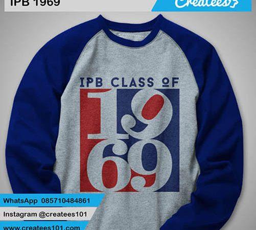 Kaos Reuni IPB 1969