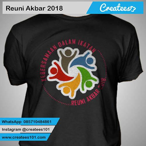 Kaos Reuni Akbar 2018