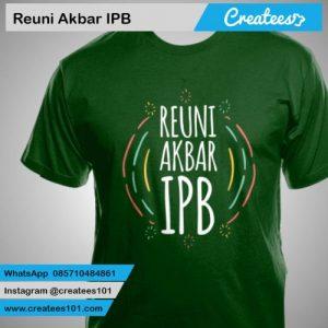 Kaos Reuni Akbar IPB