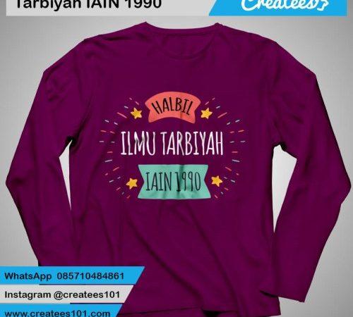 Kaos Reuni Tarbiyah IAIN 1990