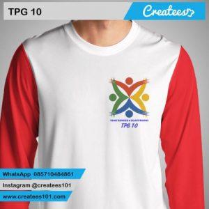 Kaos Reuni TPG 10