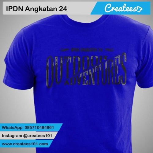 Kaos Reuni IPDN Angkatan 24