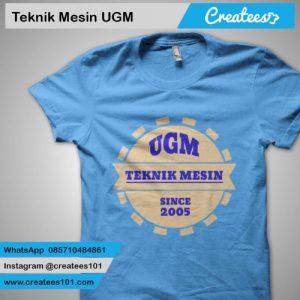 Kaos Reuni Teknik Mesin UGM