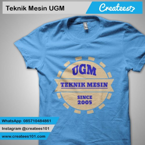 Teknik Mesin UGM