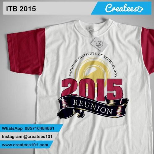 Kaos Reuni ITB 2015